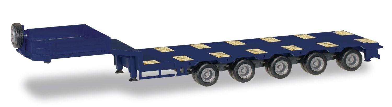 Herpa 053525 Stoßstangen für Goldhofer THP-SL 8 Stück 1:87 Neu