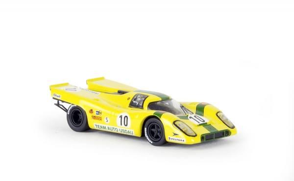 """16015 - Brekina - Porsche 917K """"10"""" Auto Usdau Team, 1000km Brands Hatch `71"""