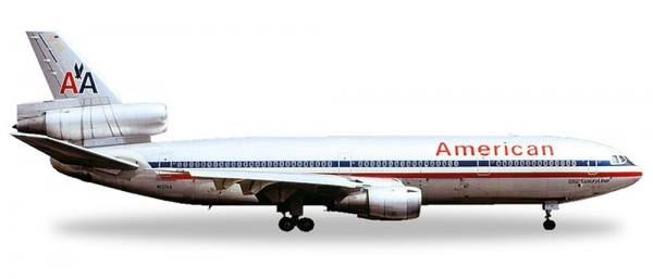 531207 - Herpa - American Airlines  McDonnell Douglas DC-10-30  - 1:500