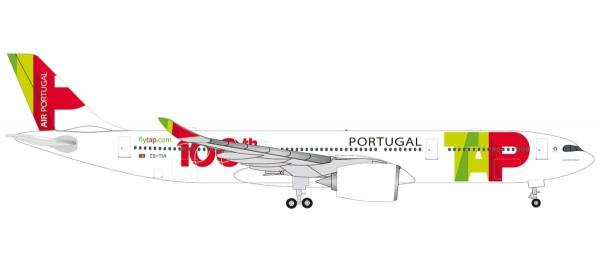 "612494 - Herpa - TAP Air Portugal Airbus A330-900 neo ""100th Aircraft"""