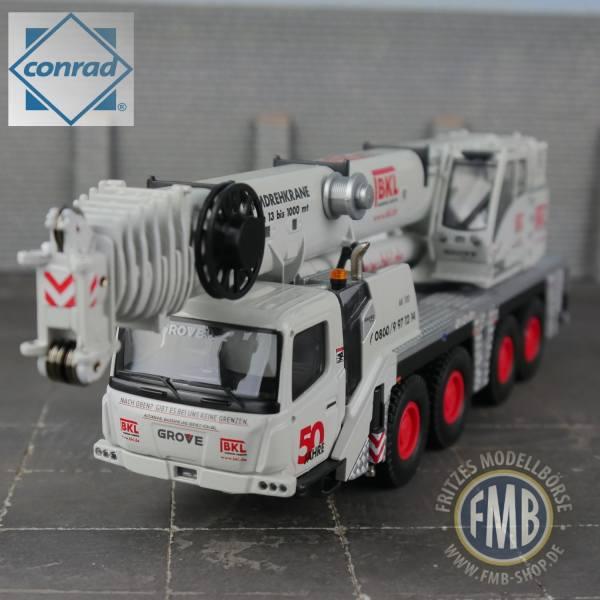 2119/02 - Conrad - Grove GMK 4100L-1 4achs Mobilkran All Terrrain - BKL
