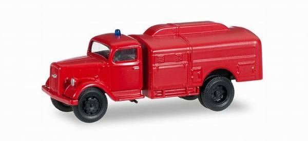 745192 - Herpa - Opel Blitz Feuerwehrfahrzeug