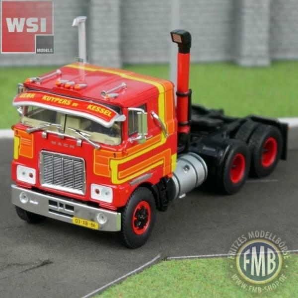 01-2660 - WSI - Mack F700 3achs Zugmaschine - Kuypers Kessel - NL -
