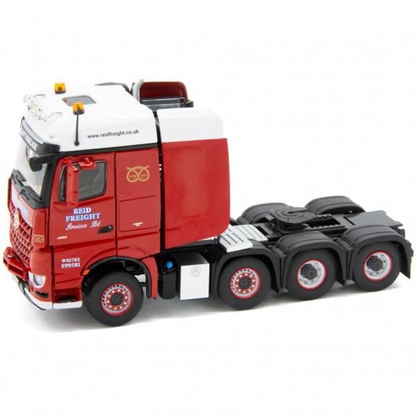 33-0133 - IMC - Mercedes-Benz Arocs 8x4 SLT 4achs Zugmaschine - Reid Freight - UK -