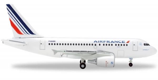 524063-001 - Herpa - Air France Airbus A318 - F-GUGQ -
