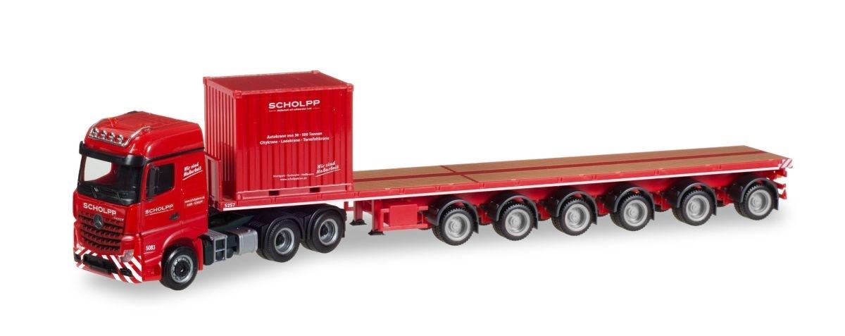 Container mit Grundplatte gelb 2 Stück 1:87 ... herpa 053594-002 Aufbau 10 ft