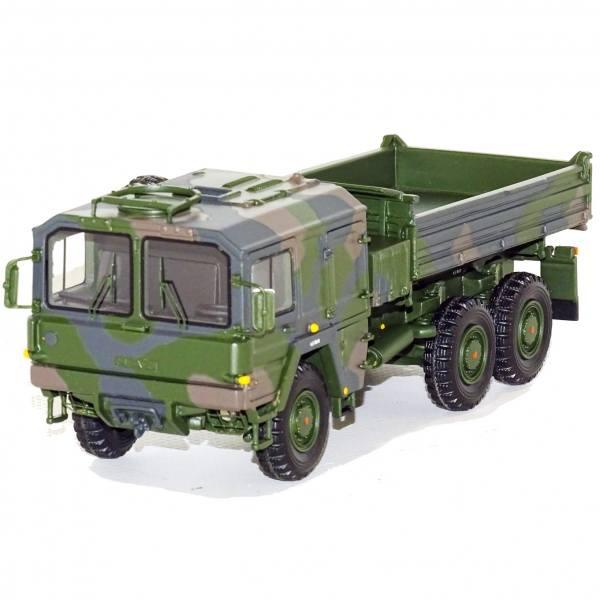 G0008230 - GMTS - MAN KAT 1 3achs Kipper 7 to - Militär Bundeswehr -