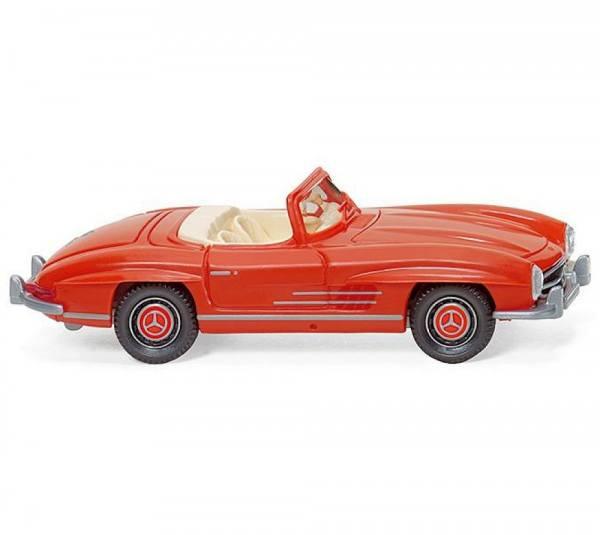 083408 - Wiking - Mercedes-Benz 300 SL Roadster, orange