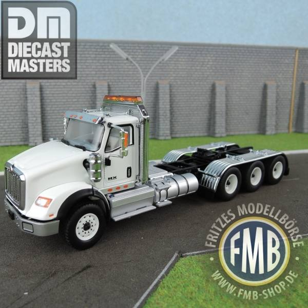 71007 - Diecast Masters - International HX620 4achs Zugmaschine, weiß