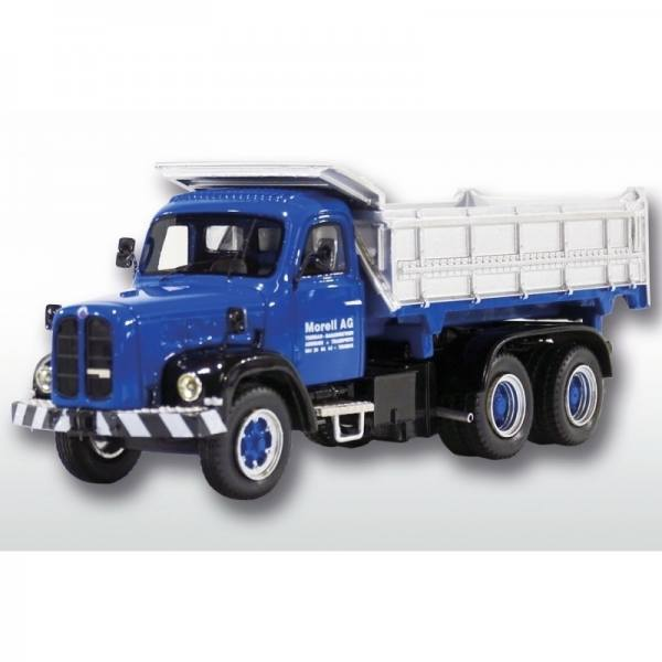 G0008330 - Golden Oldies - Saurer 5DM 6x4 4achs Kipper - Morel AG