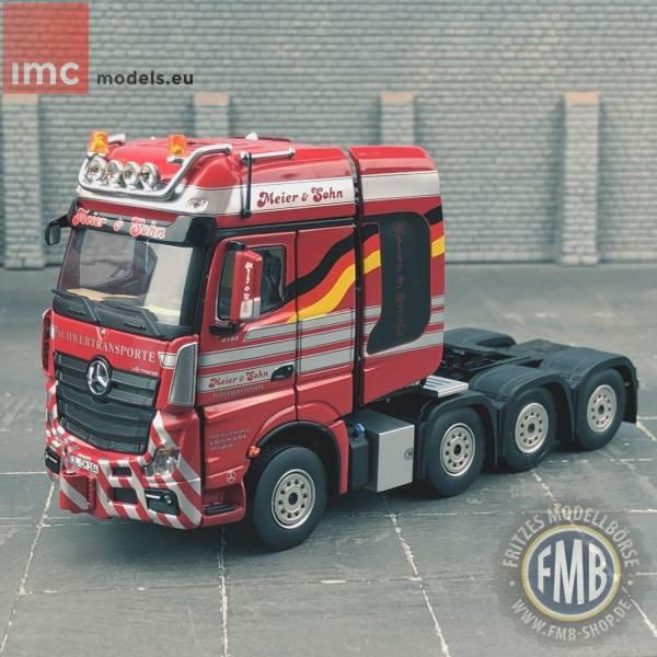 33-0172 - IMC - Mercedes-Benz Actros GigaSpace 8x4 - Meier & Sohn