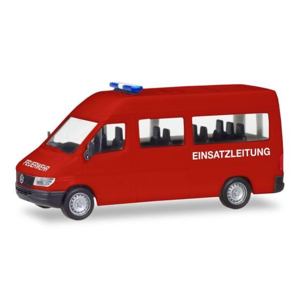 094115 - Herpa Basic - Mercedes-Benz Sprinter´96 Bus - Feuerwehr