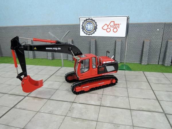 891/02 - NZG - Liebherr R916 Classic Hydraulikkettenbagger -Toy Fair Edition 2014-
