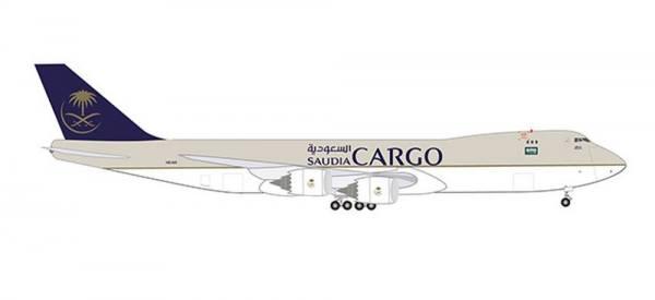 532891 - Herpa - Saudia Cargo  Boeing 747-8F - 1:500