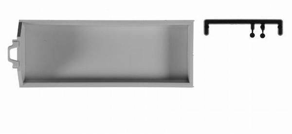 084321 - Herpa - TS Abrollmulden flach, 2 Stück