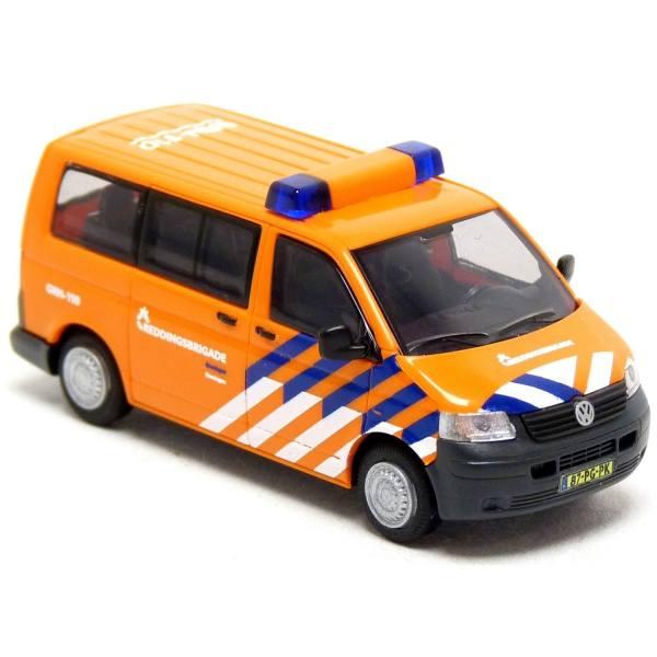 "51936 - Rietze - VW T5 Bus ""Reddingsbrigade Groningen"" NL"