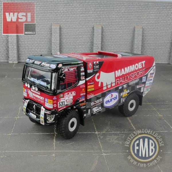 410242 - WSI - Renault 2019 K520 Rallytruck - Mammoet Rallysport - NL -