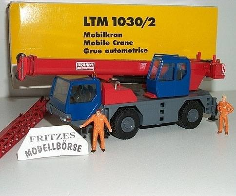 2088 - Conrad - Liebherr LTM 1030/2 Mobilkran - Brandt -