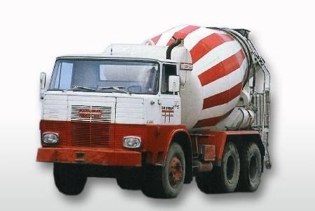 G0006813 - GMTS - Henschel HS 22 F Betonmischer - limitierte Stückzahl -