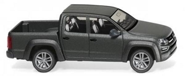 031148 - Wiking - VW Amarok GP Comfortline, indiumgrau matt metallic