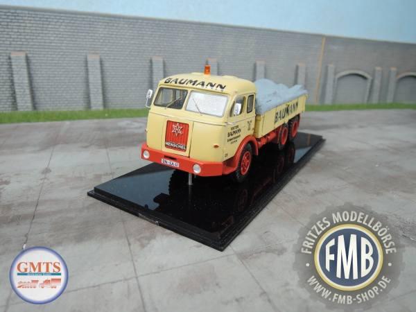 G0007731 - GMTS - Henschel HS34 Schwerlastzugmaschine - Baumann -