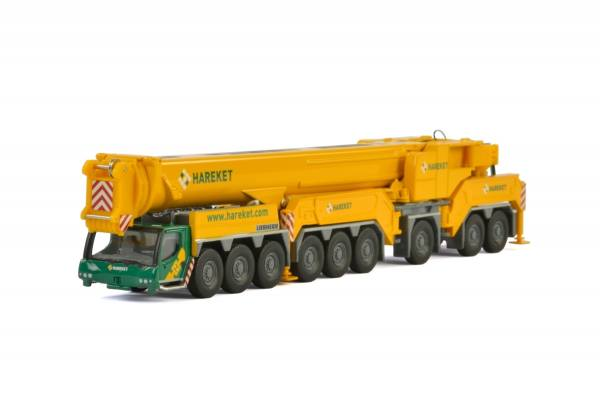 """71-2011 - WSI - Liebherr LTM 1750-9.1 Mobilkran """"Hareket"""" TR"""