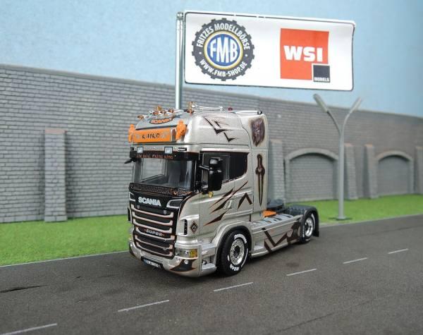 01-2084 - WSI - Scania R TL 2achs Zugmaschine - Kaiko Transporte - D -