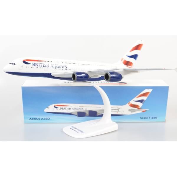 612814 - Herpa - British Airways Airbus A380-800