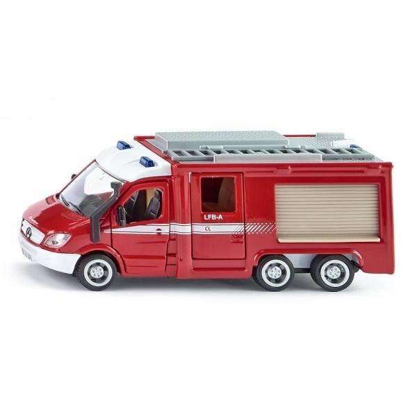 2113 - Siku - Mercedes-Benz Sprinter 6x6 - Feuerwehr-