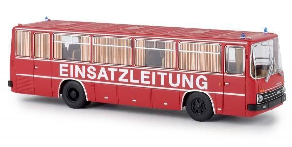 """59656 - Brekina - Ikarus 255.72 Bus Einsatzleitwagen """"Feuerwehr Einsatzleitung"""""""