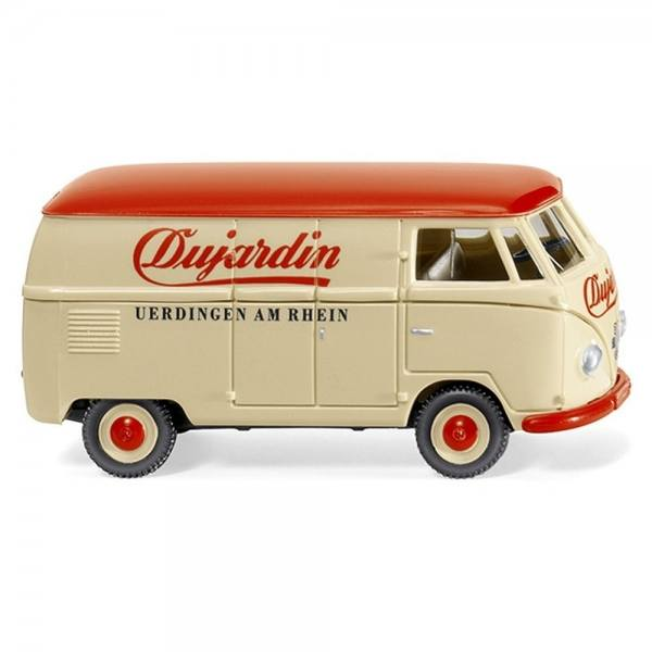 """078811 - Wiking - VW T1 (Typ 2) Kastenwagen """"Dujardin"""""""