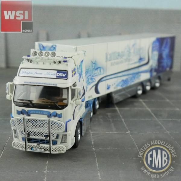 9915 -  WSI - Volvo FH2 GL mit 3achs  Kofferauflieger - Kattilavaaras Akeri - S -