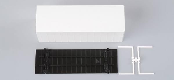 081146 - Herpa - TS Wechsel-Jumbogardinen-Plane mit Grundplatte (7,82m), Inhalt: 2 Stück