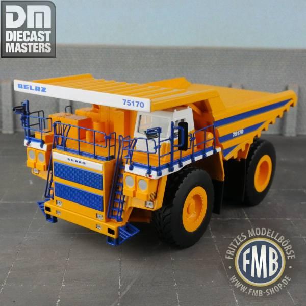 75170 - Diecast Masters - Belaz 75170 Mining Truck Muldenkipper