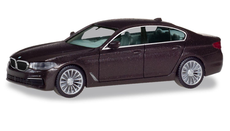 430692-1:87 jatoba metallic Herpa BMW 5er Limousine