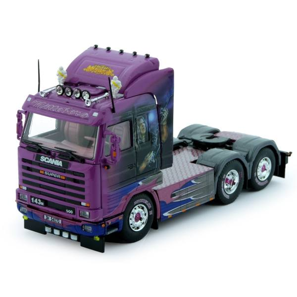 73260 - Tekno - Scania 143 6x2 3achs Zugmaschine - Nitteberg - N -