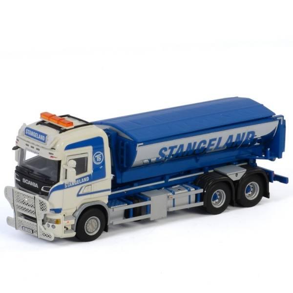 01-2939 - WSI - Scania 6x2 mit Hakenlift System und Container - Stangeland ( NOR )