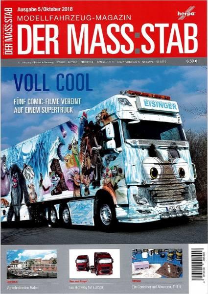 208406 - Herpa - Magazin Mass:stab 5/2018