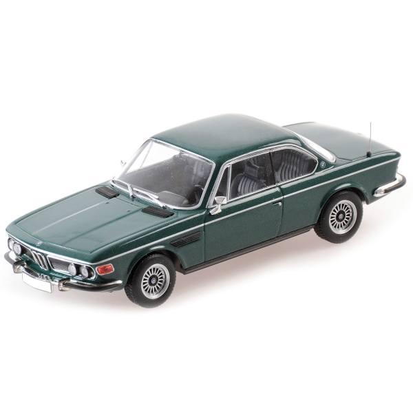 020021 - Minichamps - BMW 2800 CS (E9 - 1968), dunkelgrün