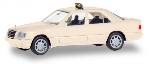 094184 - Herpa Basic - Mercedes-Benz E-Klasse W124 - Taxi