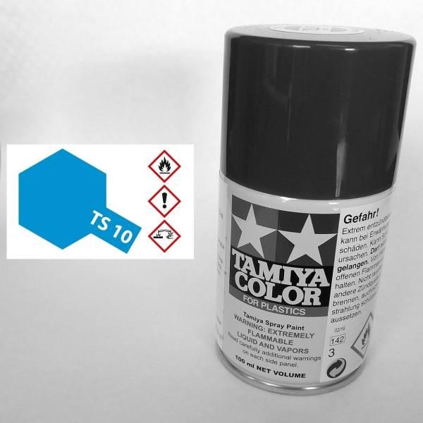 85010 - Tamiya - französisch blau glänzend 100ml , Sprühdose TS-10