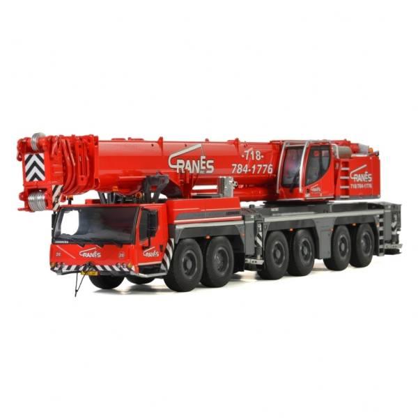 51-2036 - WSI - Liebherr LTM 1350 Mobilkran - Cranes Inc - USA -