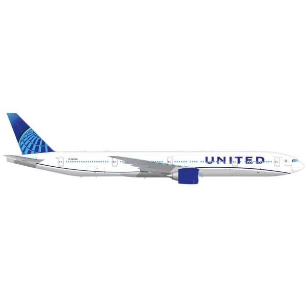 534253 - Herpa - United Airlines Boeing 777-300ER - new colors