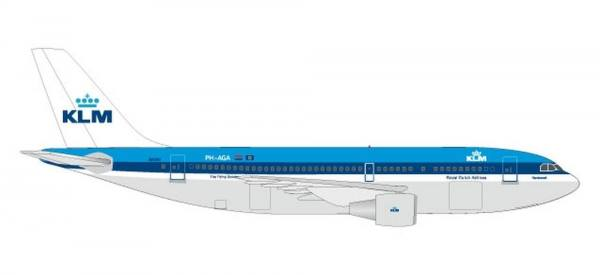 "531573 - Herpa - KLM  Airbus A310-200 ""Rembrandt"" - 1:500"