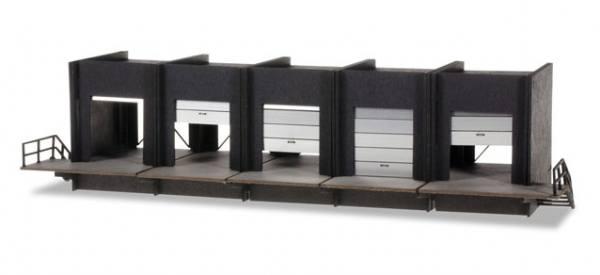 076708 - Herpa - Gebäudefassade Spedition - Bausatz