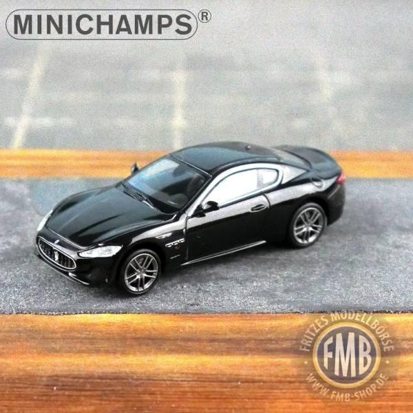 123124 - Minichamps - Maserati Granturismo (2018), schwarz