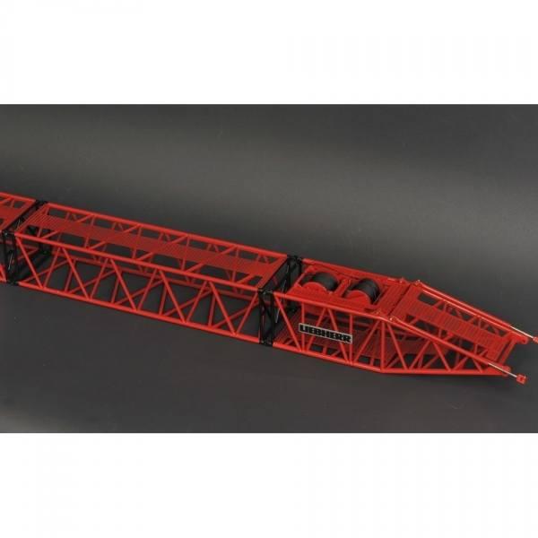 YC660-2 - YCC Models - Ätzteile für Liebherr LR 1600/2 Laufgitter in rot