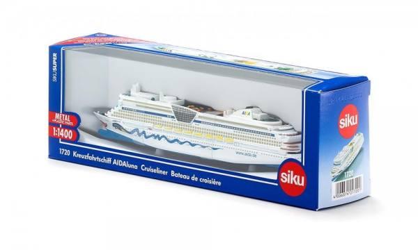 1720 - SIKU - Kreuzfahrtschiff AIDA / AIDAluna - 1:1400