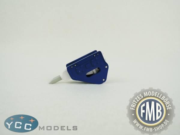 YC402-1B - YCC Models - Hammer für Baggermodelle in blau/weiß
