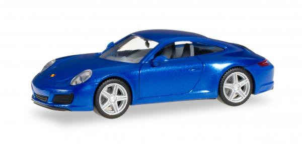 038522 - Herpa - Porsche 911 Carrera 2 Coupe -saphierblau met.-